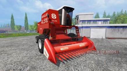 New Holland AL 519 for Farming Simulator 2015