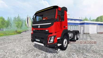 Volvo FMX for Farming Simulator 2015
