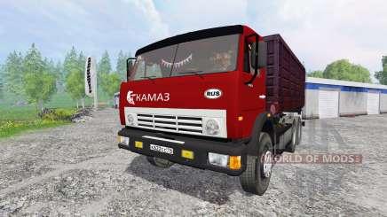 KamAZ-45143 v1.2 for Farming Simulator 2015