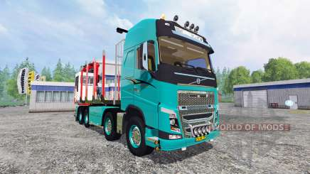 Volvo FH16 750 [forest] for Farming Simulator 2015
