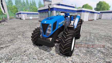 New Holland T7.100 [pack] for Farming Simulator 2015