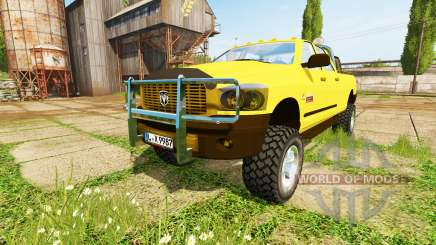 Dodge Ram 2500 Heavy Duty v2.0 for Farming Simulator 2017