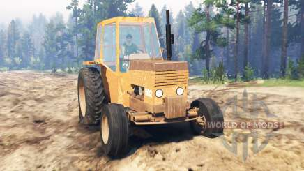 Valmet 502 v4.0 for Spin Tires