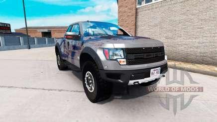 Ford F-150 SVT Raptor v1.5.1 for American Truck Simulator