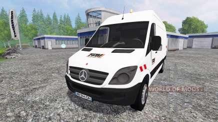 Mercedes-Benz Sprinter 311 CDI for Farming Simulator 2015