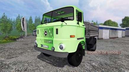 IFA W50 [green] for Farming Simulator 2015