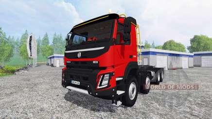 Volvo FMX Ampliroll for Farming Simulator 2015