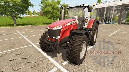 Massey Ferguson 8727 [pack] for Farming Simulator 2017