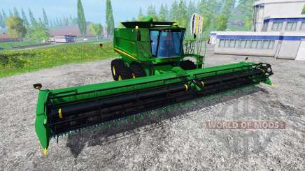 John Deere 9670 STS v2.0 for Farming Simulator 2015
