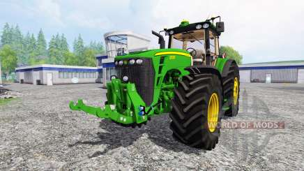John Deere 8530 [washable] for Farming Simulator 2015