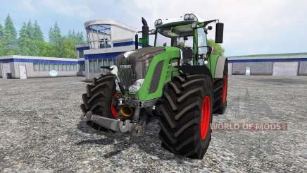 Fendt 939 Vario v2.0 for Farming Simulator 2015