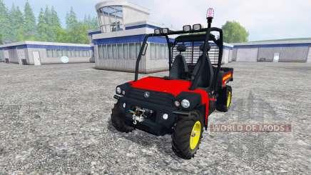 John Deere Gator 825i v2.0 for Farming Simulator 2015