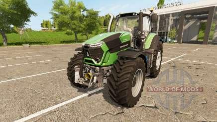 Deutz-Fahr 9290 TTV Agrotron [pack] for Farming Simulator 2017