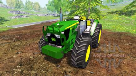 John Deere 5115M [pack] for Farming Simulator 2015