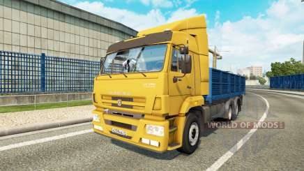 KamAZ-65117 for Euro Truck Simulator 2