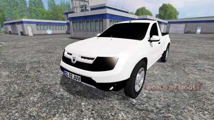 Dacia Duster Pickup for Farming Simulator 2015