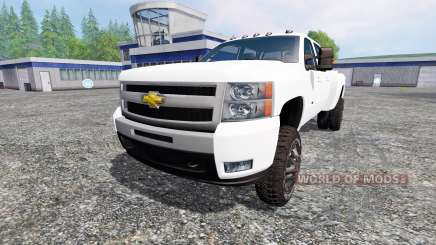 Chevrolet Silverado 3500 2008 for Farming Simulator 2015