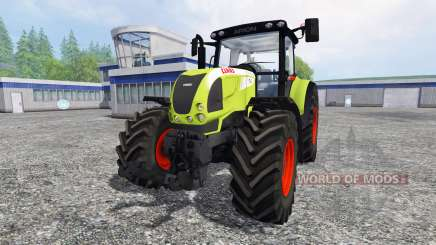 CLAAS Arion 620 v2.0 for Farming Simulator 2015
