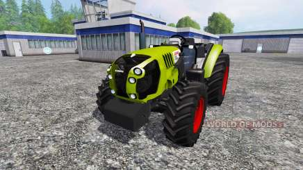CLAAS Arion 650 [pack] for Farming Simulator 2015