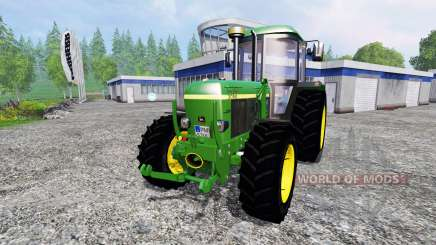John Deere 3050 for Farming Simulator 2015