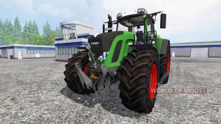 Fendt 939 Vario Wheelshader [washable] for Farming Simulator 2015