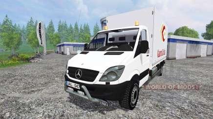 Mercedes-Benz Sprinter for Farming Simulator 2015