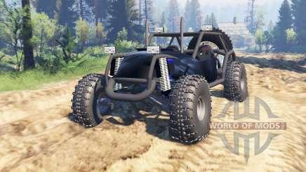 Rock Buggy v2.0 for Spin Tires
