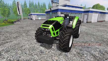 Deutz-Fahr 5250 TTV [pack] for Farming Simulator 2015