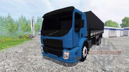 Volvo VM 330 2015 v1.1 for Farming Simulator 2015