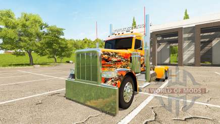 Peterbilt 388 Day Cab for Farming Simulator 2017