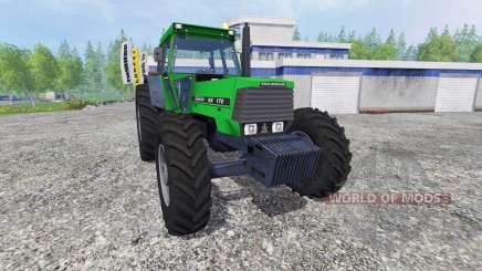 Torpedo RX 170 v1.1 for Farming Simulator 2015