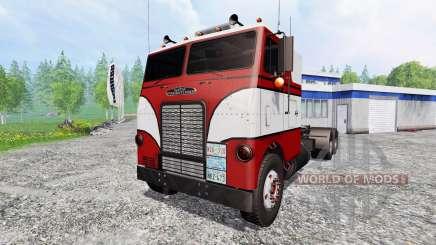 Freightliner White WF for Farming Simulator 2015