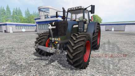 Fendt 930 Vario TMS v2.2 for Farming Simulator 2015