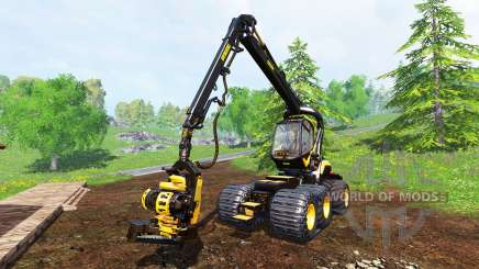 PONSSE EcoLog for Farming Simulator 2015