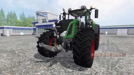 Fendt 828 Vario SCR for Farming Simulator 2015