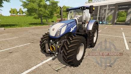 New Holland T7.270 Heavy Duty Blue Power for Farming Simulator 2017