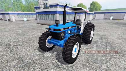 Ford 7630 for Farming Simulator 2015