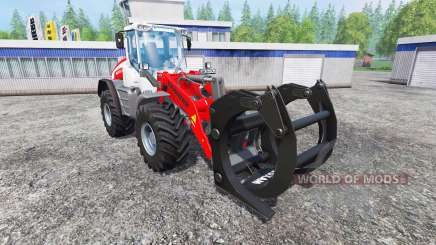 Liebherr L538 [red] v2.0 for Farming Simulator 2015