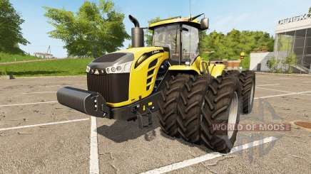 Challenger MT955E [pack] for Farming Simulator 2017