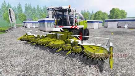 CLAAS Jaguar 890 for Farming Simulator 2015