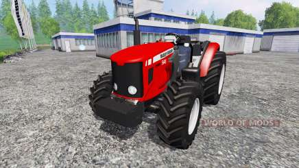 Massey Ferguson 5445 [pack] for Farming Simulator 2015