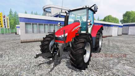 Massey Ferguson 5710 FL for Farming Simulator 2015