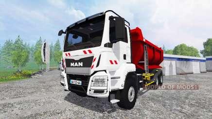 MAN TGS [tipper] for Farming Simulator 2015