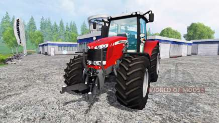 Massey Ferguson 6616 for Farming Simulator 2015
