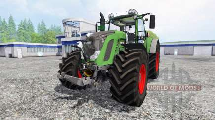 Fendt 939 Vario [wheelshader] for Farming Simulator 2015