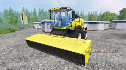 New Holland FR 850 for Farming Simulator 2015