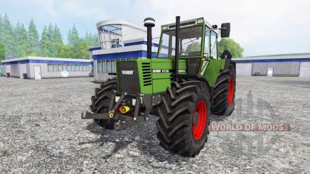 Fendt Favorit 615 LSA Turbomatic for Farming Simulator 2015