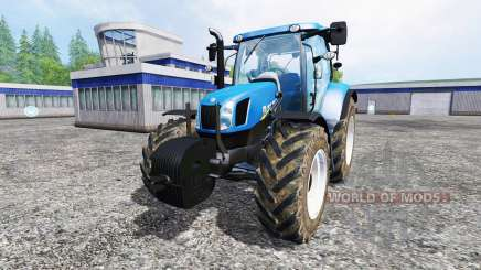New Holland T6.140 for Farming Simulator 2015
