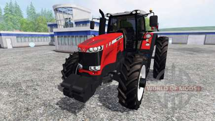 Massey Ferguson 8737 [row crops] for Farming Simulator 2015