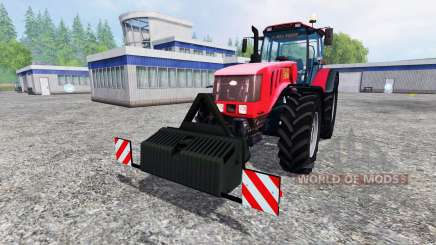 Belarus 3022 DC.1 for Farming Simulator 2015